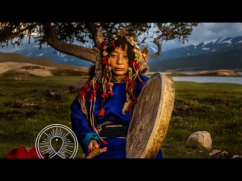 2 HOURS Hypnotic SHAMANIC MEDITATION MUSIC Healing Music for the Soul, Tuvan Chakra Cleansing