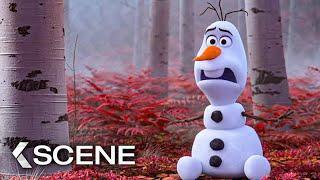 Olaf and Samantha Scene - FROZEN 2 (2019)