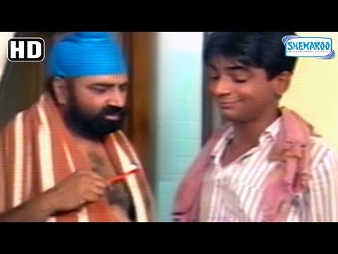 Sunil Grover as Jaspal Bhatti's servant - Full Tension - Popular 90's Comedy Tv Show