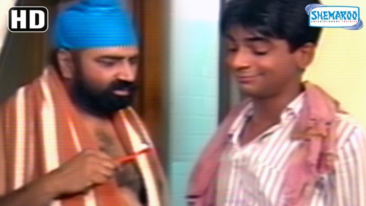 Sunil Grover as Jaspal Bhatti's servant - Full Tension - Popular 90's Comedy Tv Show