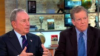 Michael Bloomberg and Carl Pope on climate change, clean energy