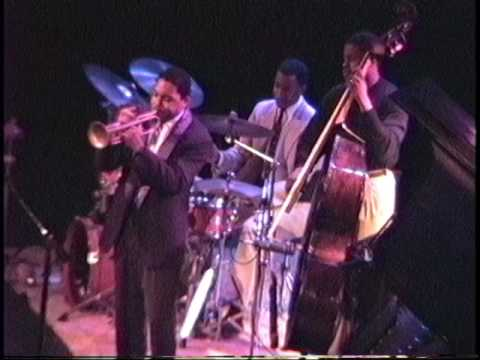 Wynton Marsalis - (Gusman Cultural Center) Miami,Fl 1.22.91 (Part 2)