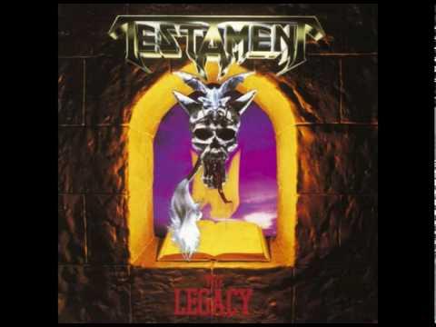 Testament - Holier than Thou (Metallica cover, with Lyrics)