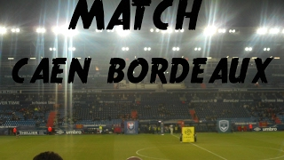 Video Gol Pertandingan SM Caen vs Bordeaux