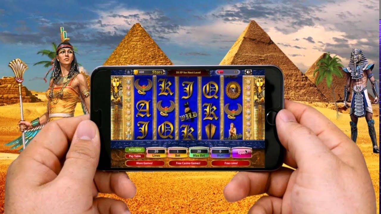 free casino games cleopatra