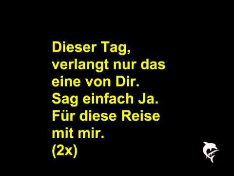 Tim Benzko- Sag einfach Ja Lyrics
