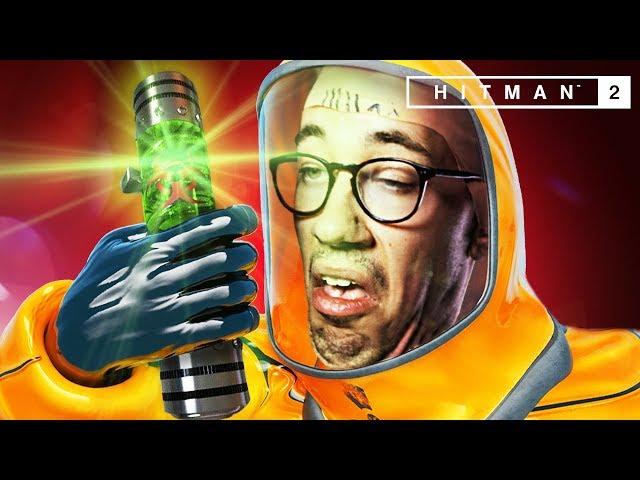 Der tödliche Killer-Virus! | HITMAN 2