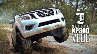 One of TJ Jack's most viewed videos: Offroad Vlog in the Nav