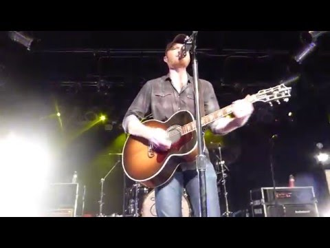 "Eric Paslay-Live-""Friday Night"""