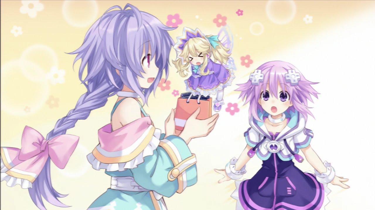 [Anime/Game do Mês] - Hyperdimension Neptunia 2/4 Maxresdefault
