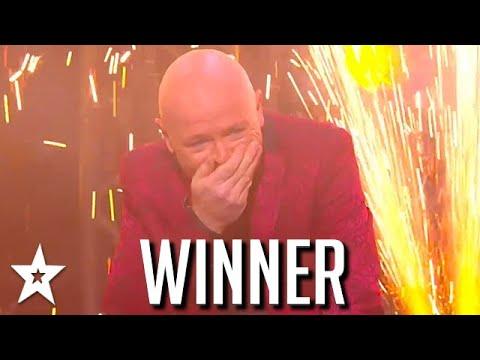WINNER of Britain's Got Talent 2020 | Jon Courtenay Journey | Got Talent Global