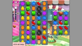Candy Crush Saga level 757 NO BOOSTERS