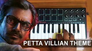 Petta Villian Bgm | Puthupettai Climax Bgm | Mix By Raj Bharath