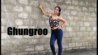 Ghungroo Dance Video   War   Hrithik Roshan, Vaani Kapoor   Arijit Singh   Soumya Syal Choreography