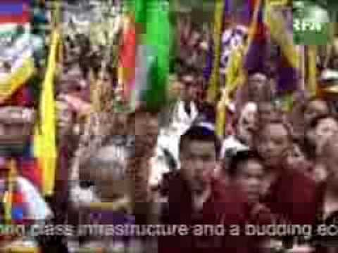 Tibetan People's Mass Movement