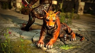 Path of Exile: Tiger Pet