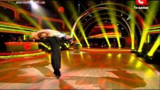 Танцы со звёздами - Валерий Юрченко и Катя