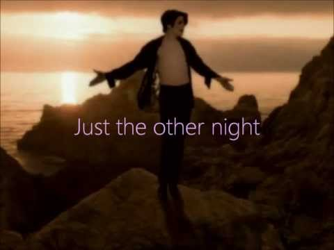 Michael Jackson  You Are Not Alone Lyrics
