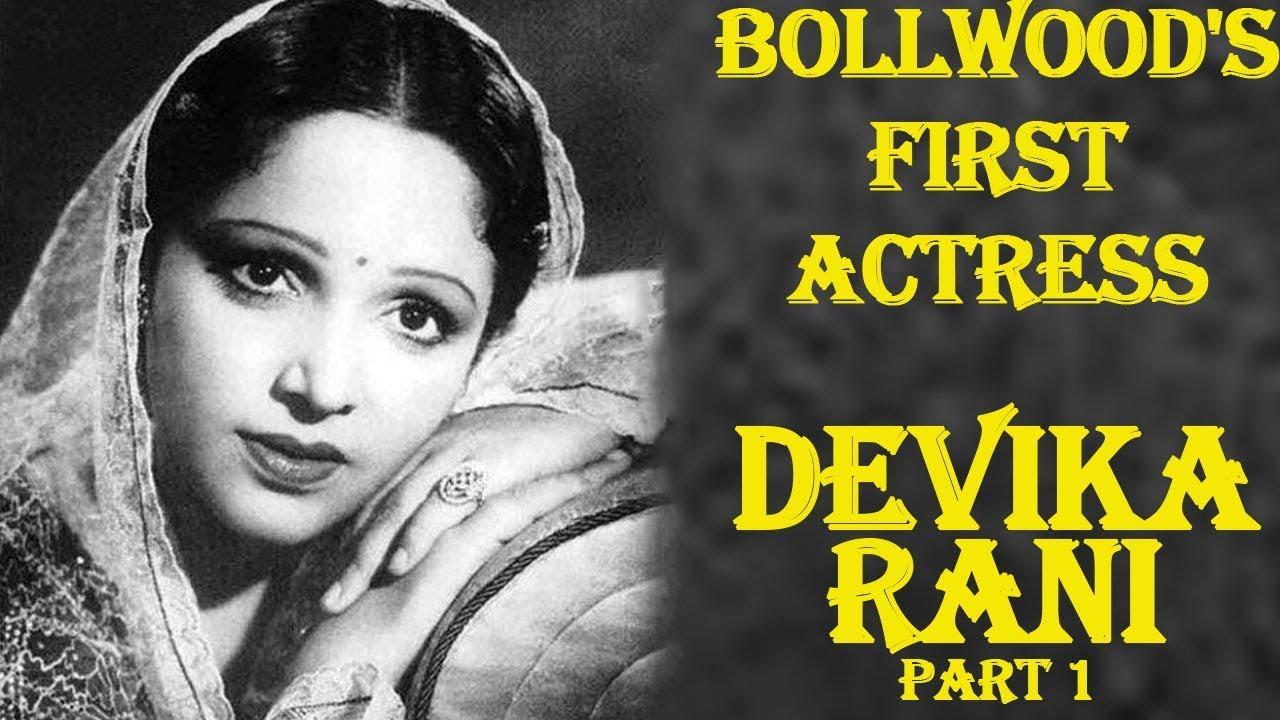 Devika Rani - Indian Actress And Producer Alumni Of London Royal Academy Of Arts