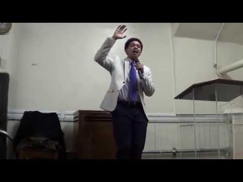 """Assume The Position"" - Preacher: Benji Suprice (5/4/14)"