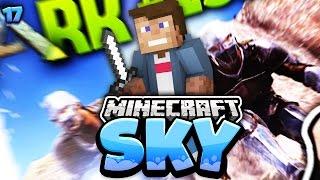 WIE IN DIZZI VS DINOS! :D - NEUE REITTIERE | Minecraft SKY #17 | Dner