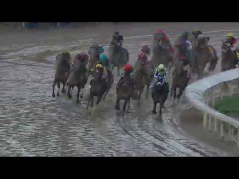 Kentucky Derby replay (Churchill Downs track feed)