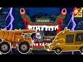 good and bad Dump Truck  cartoon series for kids l Monster Truck l Halloween Video l Ep 46