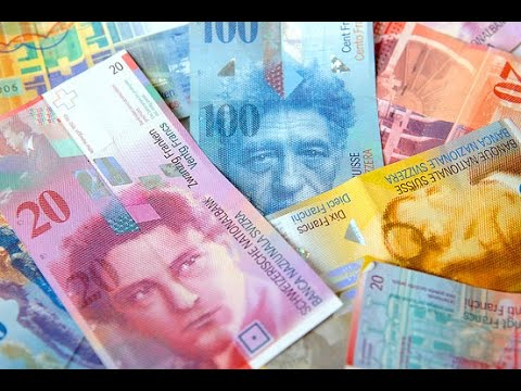 What's up with the Swiss Franc?