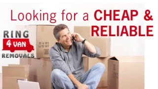 Cheap Removals London(http://www.ring4vanremovals.com is one of the most reliable removal companies in London. With efficient, friendly & affordable removal services, our company ..., 2015-12-07T16:04:41.000Z)