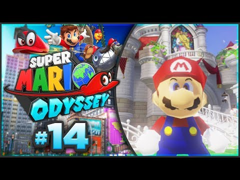 Super Mario Odyssey - Mushroom Kingdom 100% Walkthrough! [Part 14]