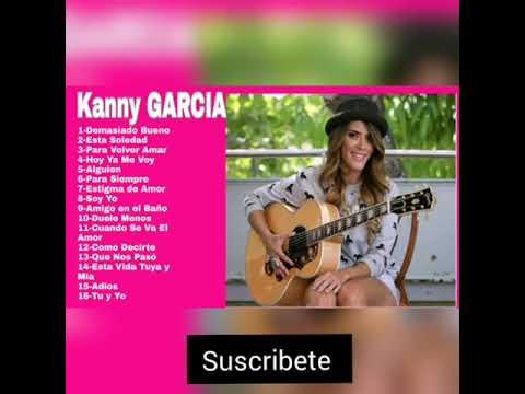 Kanny Garcia Sus (16) Mejores Canciones 'xitos'