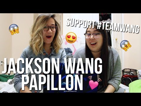 MV REACTION | Jackson Wang - Papillon [MV]