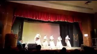 rimjhim barse paniya awadhi folk songdance