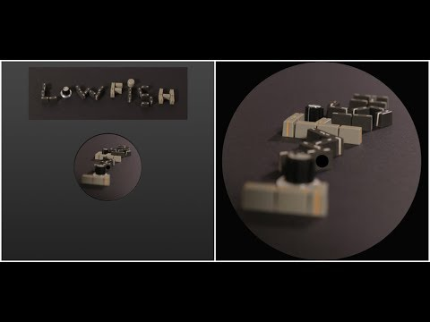 Lowfish - Study for Arp and Other Synthesizers [Hypersensitivity EP]