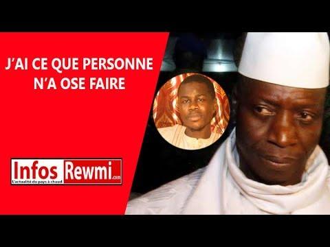 """""""Mystiquement la diomal Yayah Jammeh, bamou diokhma diplome"""" révèle Serigne Ablaye Diop Khass"""