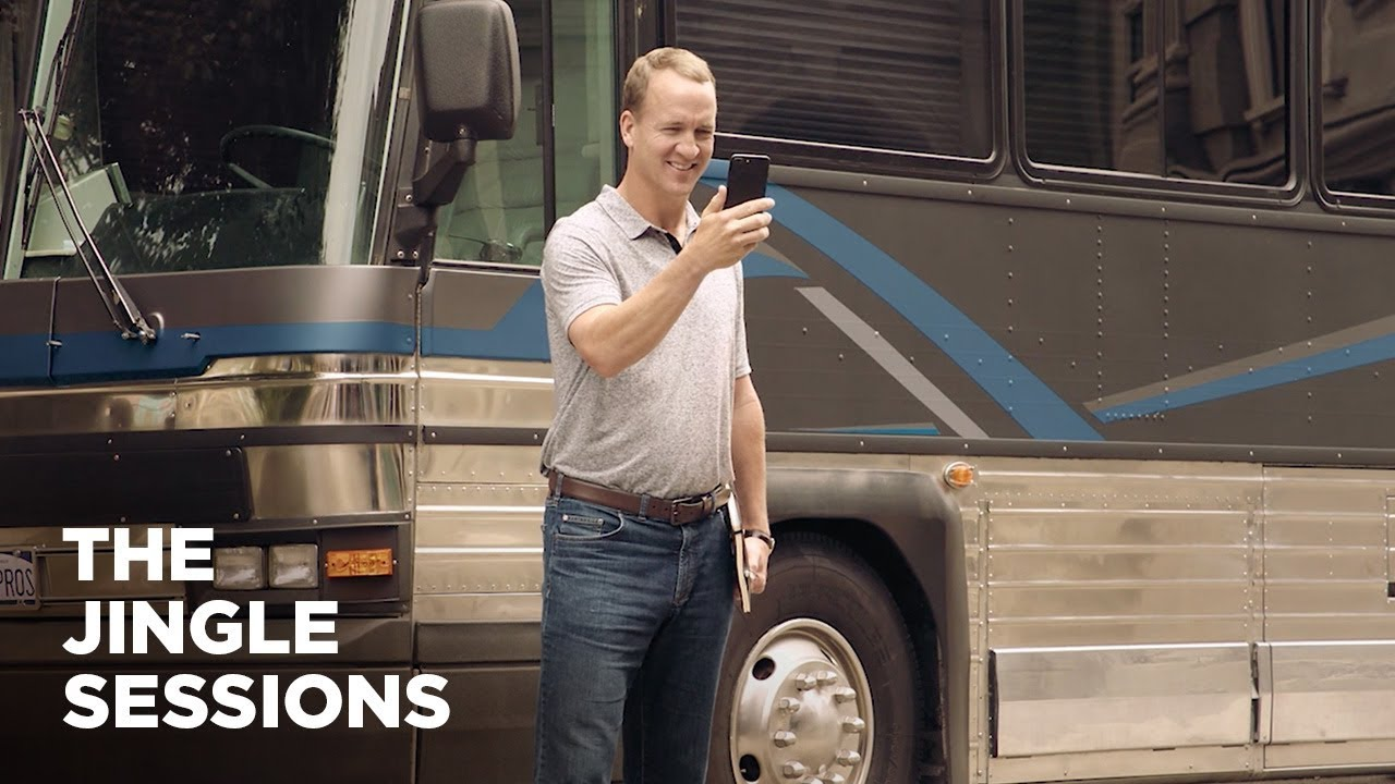 Peyton Manning, Brad Paisley star in new Nationwide commercials