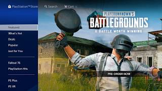 PUBG PS4 PRICE DISCOUNTED BEFORE RELEASE 🤣 PSN DEALS OF THE WEEK