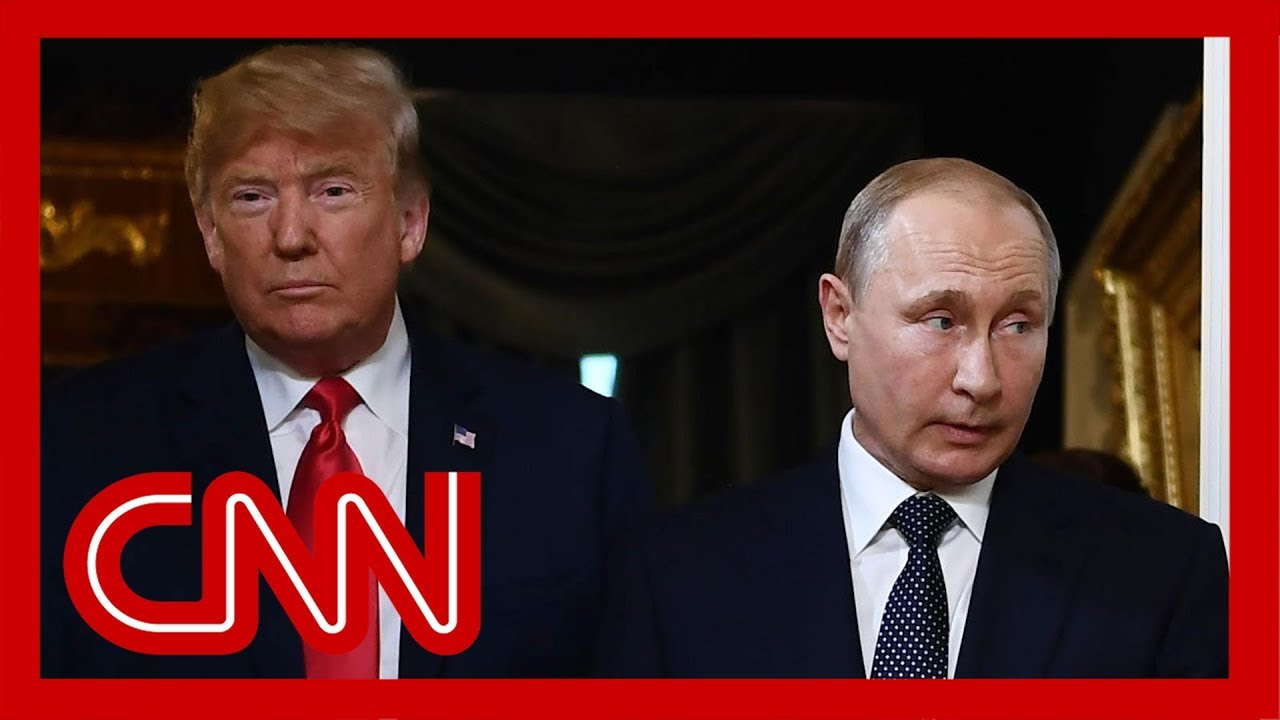 How Putin and Trump's relationship developed over the years