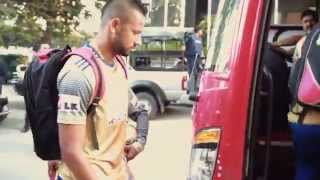 Victorians going to their first game   Comillia Victorians   Bangladesh Premier League   BPL 2015