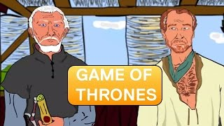 Game of Thrones Parody - Words Are Wind - Season 4 Episode 8