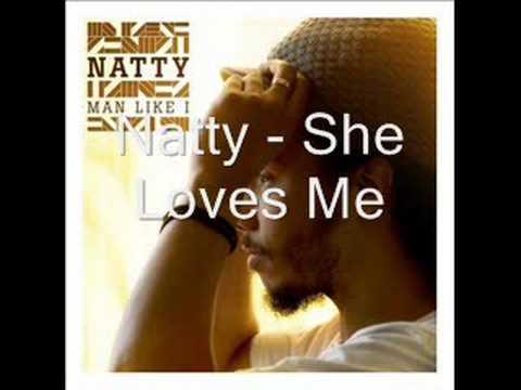 Natty - She Loves Me - Man Like I - 04