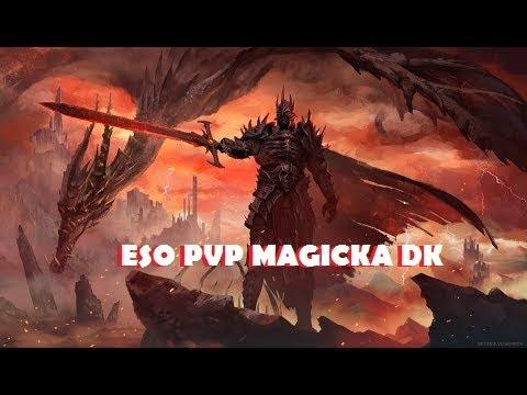 Eso Magicka Dk Pvp Familiarox