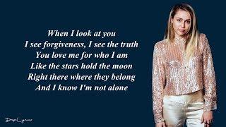 Miley Cyrus When I Look At You Lyrics.mp3