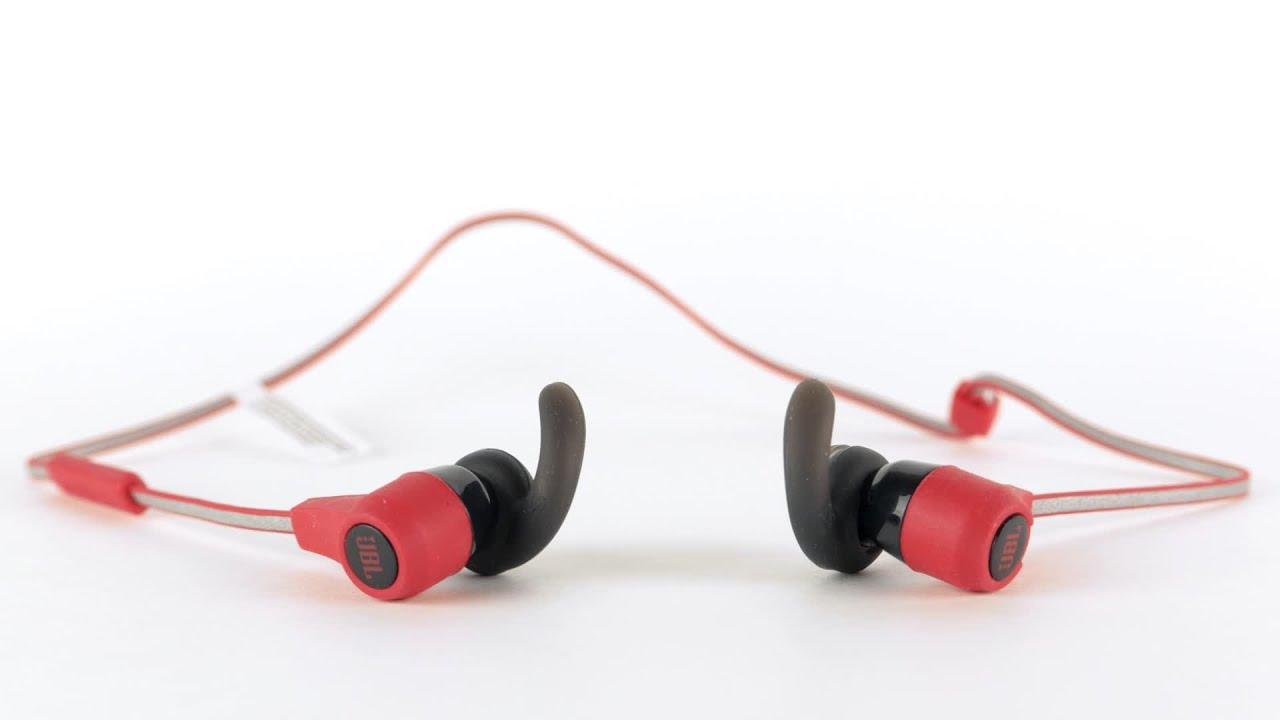 JBL Synchros Reflect BT Bluetooth in-ear headphones ...