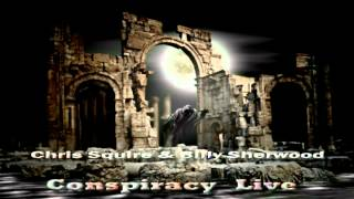 Chris Squire & Billy Sherwood  (Live in Studio - Full Album)