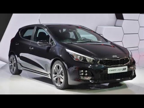 2017 kia cee d full tour start up youtube. Black Bedroom Furniture Sets. Home Design Ideas