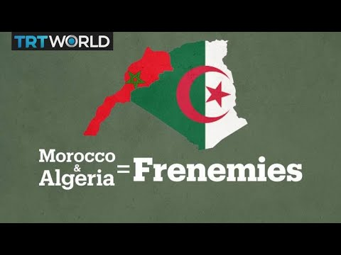 Why are Morocco and Algeria frenemies?