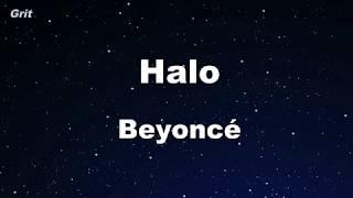 Download lagu Halo - Beyoncé Karaoke 【No Guide Melody】 Instrumental