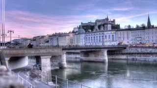 HDR Photography - Salzburg - Daytime - Nature - Nikon D5200 - Full HD