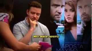 Pânico na Band Sabrina Sato entrevista Justin Timberlake 15/09/2013